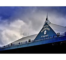S.W.F.C (north stand) Photographic Print