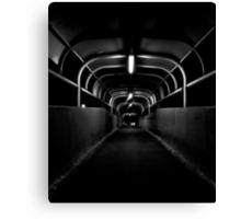 Hornsby Horror Tunnel Canvas Print