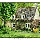 17th century cottage Elton Peterborough by mickyman13