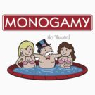 Monogamy by Teo Zirinis