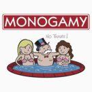 Monogamy by Teo Zirinis