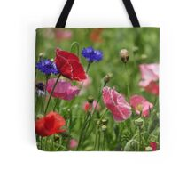 Poppies, As Is Tote Bag