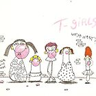 T-Girls  by bluestew