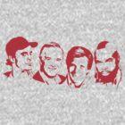 The A Team by Mel Preston