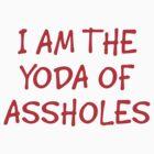 Yoda! by Hannah Fenton-Williams