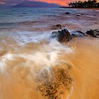 Kama'ole Tropical Dawn Ridge by Ken Wright