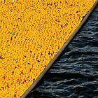 Escape of the rubber duck in Hamburg by PhilMi