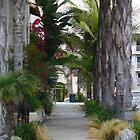 Beautiful Palm by Blue Skye Art  & Photography