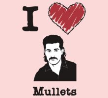 I Love Mullets by Lorie Warren