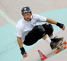 Banked Slalom at Speed by Timothy Meissen