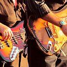 Guitar Slingers by shutterbug2010