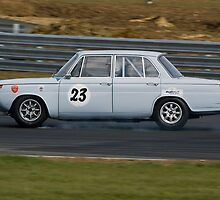 BMW 1800 by Willie Jackson