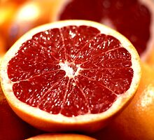 Blood Oranges by Lucas Modrich