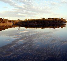Mirror Lake by Lucas Modrich