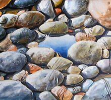 River Gems by Arie van der Wijst