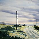 Moorland Road - the Ashley Way by Glenn Marshall