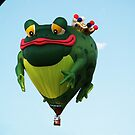 Froggy Prince of the SKY ! by Paul Albert