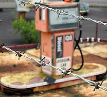 The abandoned amusement park by buttonpresser