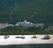 Mont Tremblant by Mike Oxley