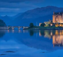 Eilean Donan Castle by Andrew Doggett