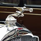 Hood Ornament from Yesteryear by JD McKenna