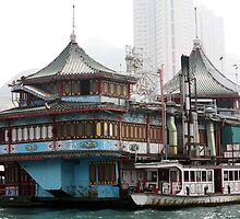 Hong Kong Waterway by phil decocco