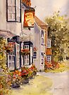 The new inn - Winchelsea by Beatrice Cloake
