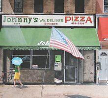 Pizzeria, Brooklyn,NY by sby18