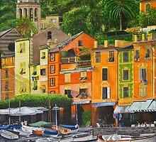 Marina, Genoa,Italy by sby18