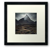 The Ascending Paradise Framed Print
