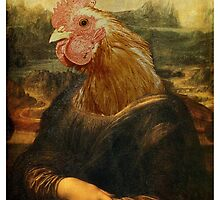 Mona Chicken by ZugArt