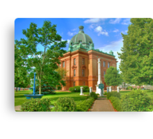 Grant County Courthouse Metal Print