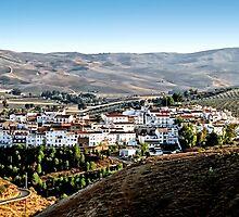 White Village, Spain by Marilyn O'Loughlin