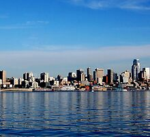 Seattle, WA by DiamondCactus