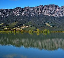 photoj Tas, Mount Roland by photoj