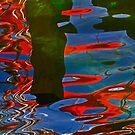 Dreaming of Boats by Sandra Guzman