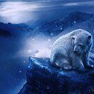 Polar bear by jadekart