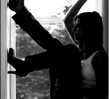I guess that's why they call it window pain<3 by Leah Snyder