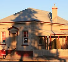 Braidwood Post Office by Graham Schofield