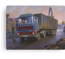 Leyland Marathon Canvas Print