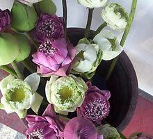 Thai offerings by ameyjaynebrown