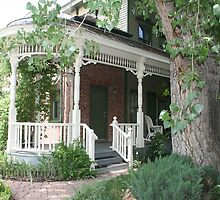Gregory Inn B&B, Denver, CO by jweise