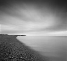 Aldeburgh Beach at Dawn, Suffolk by DaveTurner