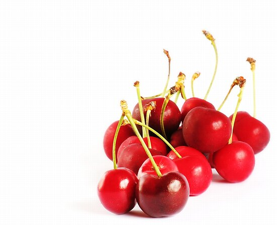 cherry red by Ingz