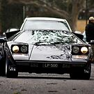 Lamborghini Countach LP5000S by Waqar