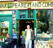 Parisien Bookworms!!! by Rusty  Gladdish