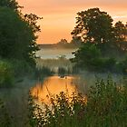 Summer Dawn by David Dean