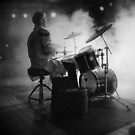 Smokin' drummer! by Tigersoul