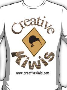Creative Kiwis, New Zealand, Aotearoa T-Shirt
