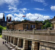 National Galleries of Scotland by Tom Gomez